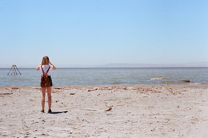 bombay beach ruins