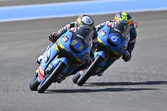 GP de España 2020. Carrera Moto 3