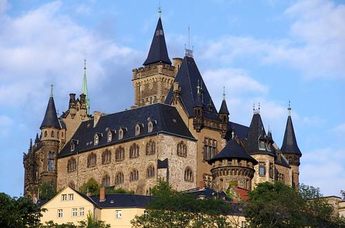 Schloss Wernigerode (Hogwarts of Harz)