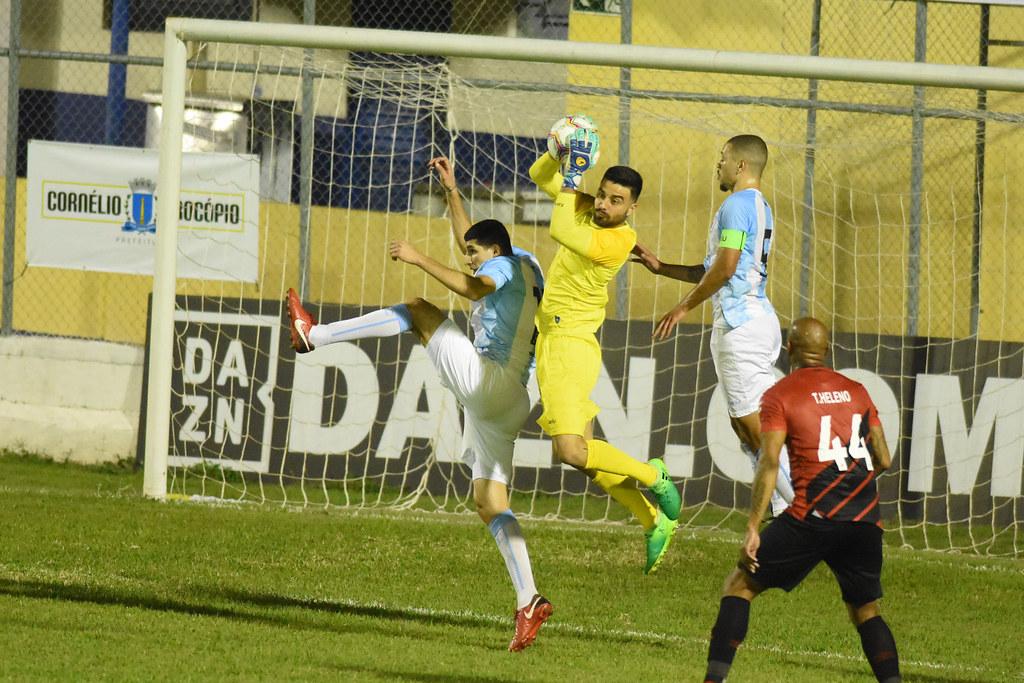 Londrina x Athletico-PR