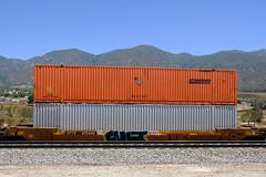 Benching Freight Graffiti July 19th 2020