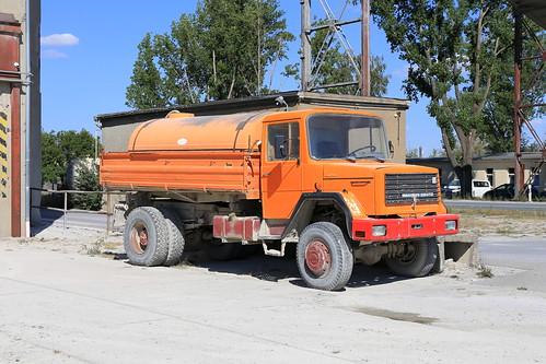 Magirus Deutz 170D15 Wasserwagen, Löderburg