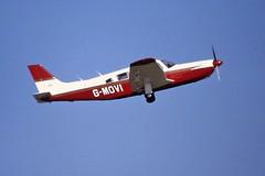 G-MOVI Piper Pa-32 Saratoga Luton 04-09-99