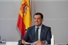2020_07_20 - El presidente de la Junta firma un acuerdo de cesión de respiradores al Sistema de Integración Centroamericana