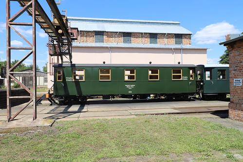 Mansfelder Eisenbahn Wagen 0052, Klostermansfeld