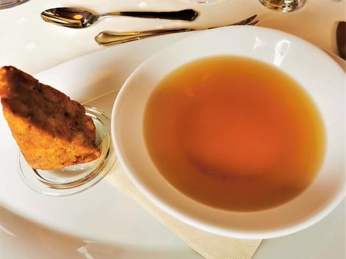 Essen im im Hotel Alpenhof im Pitztal