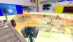 20thJuly2020 11am-1pmSLT: DJ Mia at KnoWhere Art Gallery