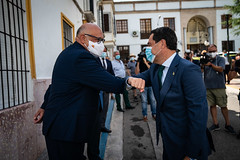 2020_07_20 Visita Ayuntamiento de La Rambla.