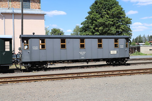 Mansfelder Eisenbahn Wagen 0056, Klostermansfeld