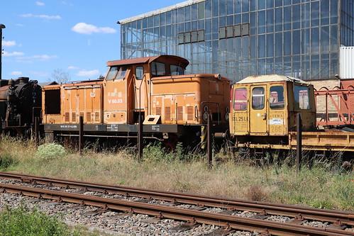 DEBG V60.03 / 345 257-0, Klostermansfeld