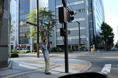 街を撮る人がいる