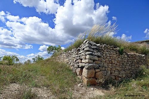 La pedra seca resistix