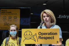 MTA Launches Operation Respect