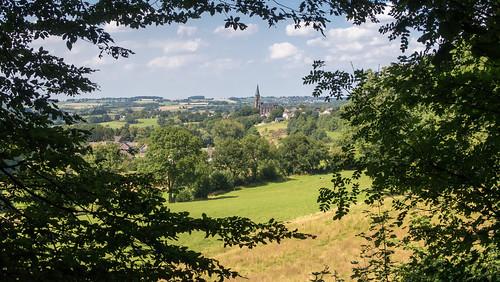 View at the church of Vijlen