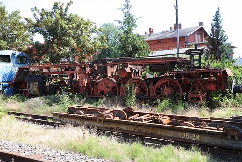 Dampflokomotive 1E, Klostermansfeld