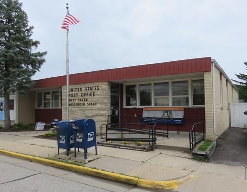 Post Office 54669 (West Salem, Wisconsin)