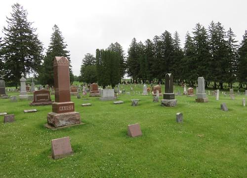 Norwegian Evangelic Lutheran Cemetery (Vernon County, Wisconsin)