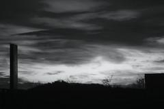 Darkening of Evening
