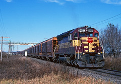 Wisconsin Railfanning