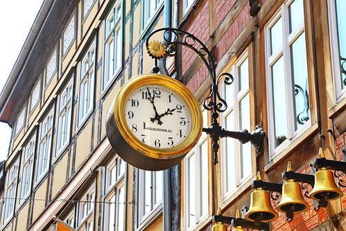 Uhr in Salzwedel 17.6.2020 0577