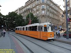 Ganz KCSV7 1301 Budapest, Szent Gellért tér, 2020. 07. 21.