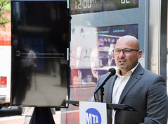 MTA Launches New Real-Time Bus Ridership Tracker