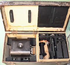 202029001 Military Camera Fairchild F-56 Camera Cone #42-3744