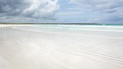 White Sand Beach, Galapagos