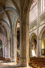 Collegiate Church of Notre-Dame de Vernon, Vernon, Normandy, France