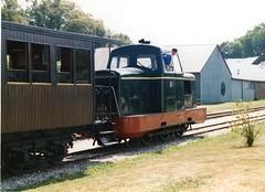 Chemain de Fer Touristique de la Baie de la Somme No.357 in 2004
