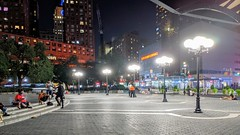 Union Square Lights