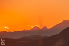 lumière des Alpes