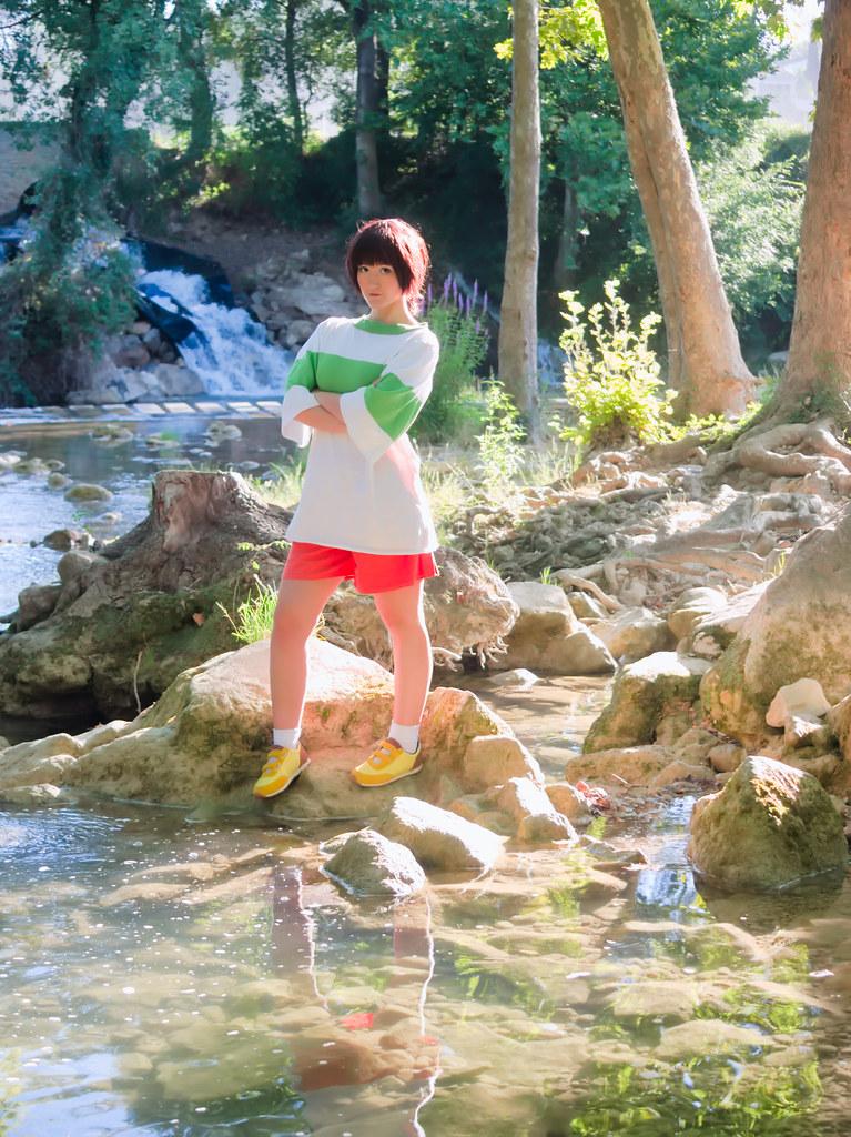 related image - Shooting Chihiro - Le Voyage de Chihiro - Pandore - Berges du Lez - Montpellier -2020-07-09- P2166809