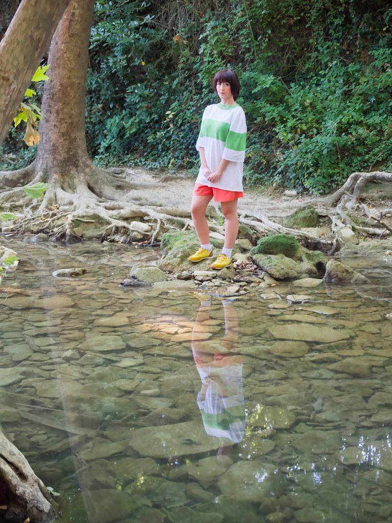 related image - Shooting Chihiro - Le Voyage  de Chihiro - Pandore - Berges du Lez - Montpellier -2020-07-09- P2166852