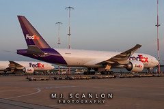 N851FD FedEx | Boeing 777-FS2 | Memphis International Airport