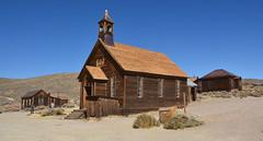 Bodie Methodist Church (Abandoned)