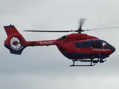 G-DAAS Eurocopter EC145 Helicopter (Devon Air Ambulance Ltd)