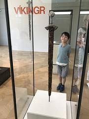Vikingsverd på Historisk museum
