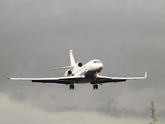 N107KG Dassault Falcon 7X (KAG Services LLC)
