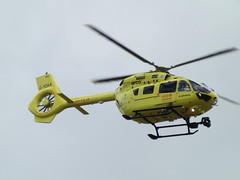 G-YOAA Airbus Helicopters H-145 (Yorkshire Air Ambulance Ltd)