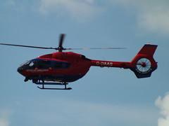 G-DAAS Airbus Helicopter H145 (Devon Air Ambulance Ltd)