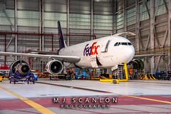 N751FD FedEx | Airbus A300B4-622R(F) | Memphis International Airport