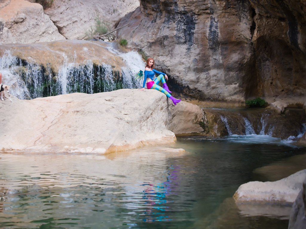 related image - Shooting Irma - Witch - Ensepra - Gorges du Verdouble -2020-07-10- P2177282