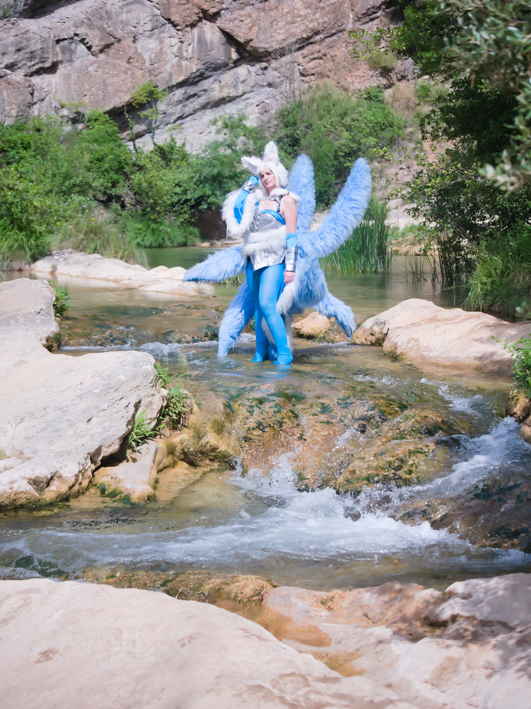 related image - Shooting Ahri - League of Legends - Lili et le troll - Gorges du Verdouble -2020-07-10- P2177208