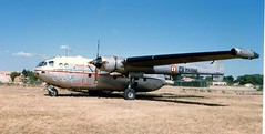 F-GFTS / 01 FRENCH MARINE  NORD N2504 NORATLAS Aix en Provence  080689