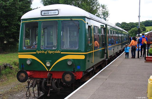 Dufftown Heritage Railways Station, Moray