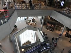 Nye Deichmann public library, Oslo, Norway