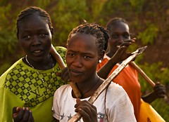 The Pointy End, Dareshe Women