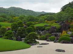 Adachi Museum of Art, Gardens, Yasugi