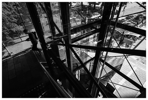 Symphony of Glass, Steel and Concrete...
